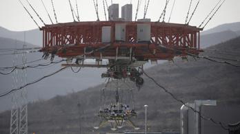 Kína egy lépéssel közelebb került ahhoz, hogy szondát küldjön a Marsra