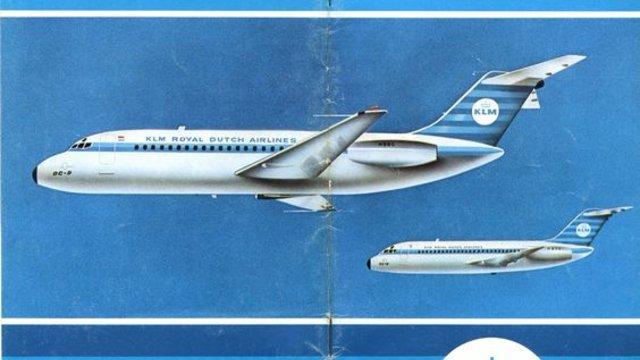 100 éves  a Holland Királyi Légitársaság