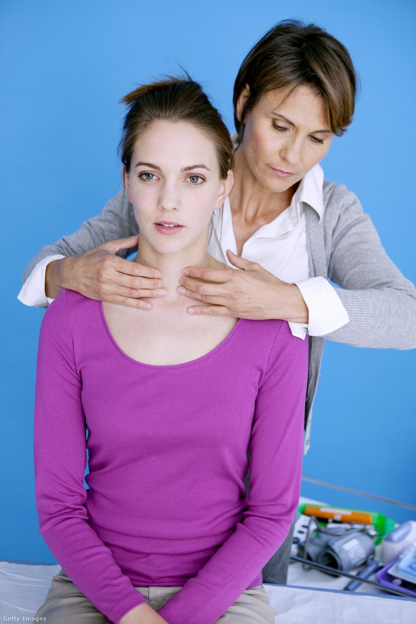 pajzsmirigyzavar tünetei vizsgálata