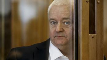 Szabadon engedte Moszkva a 63 éves norvég kémtisztet
