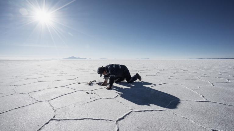 Mi lesz Bolívia fehér aranyával Morales után?
