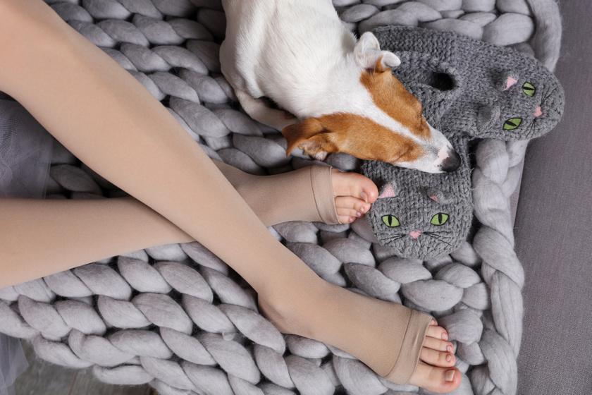kompressziós zokni alacsony vérnyomás