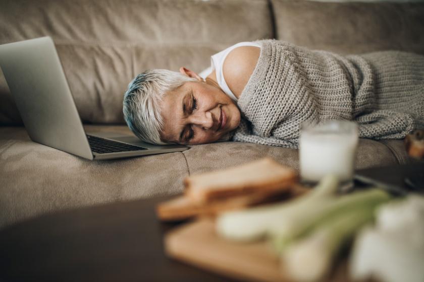 idős nő alacsony vérnyomás