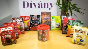 Instant kávék tesztje: klasszikus márka nyerte a 3in1 kategóriát