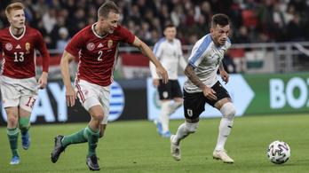 Magyarország–Uruguay