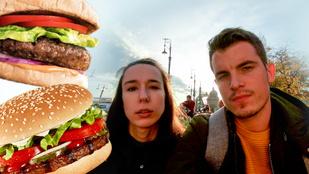 Merre induljon, aki húsmentes hamburgert enne?
