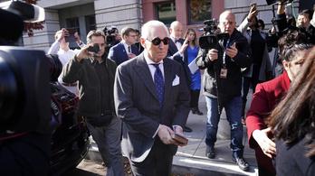 Bűnösnek ítélték Trump egykori tanácsadóját