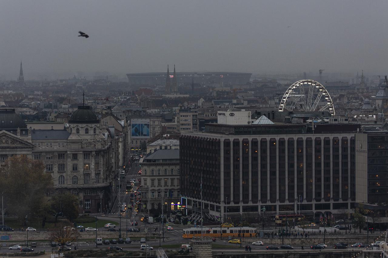 A fővárosi panoráma kiemelkedő új eleme.