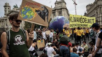 Nem foglalkoztak 9 évig a fővárosban a klímavészhelyzettel