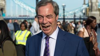 Farage állítja, Boris Johnsonék le akarták fizetni, hogy visszalépjenek a javukra