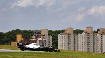 Hamilton és Verstappen feladta a leckét a Ferrarinak