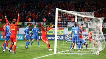 Nyert Wales Bakuban, így várja Magyarországot az Eb-ért