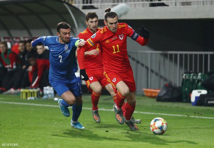 Gareth Bale akcióban