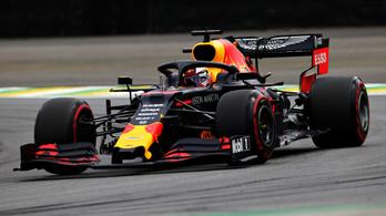 Verstappen rákapcsolt, második F1-időmérőjét nyerte