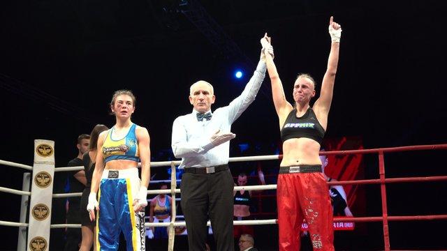 Rákóczi Renáta megvédte kickbox világbajnoki címét