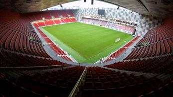 Átadják Albánia új stadionját, 25 milliárd forintba került