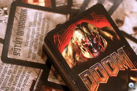 """Térdig vérben gázolva"" - Doom Galéria"