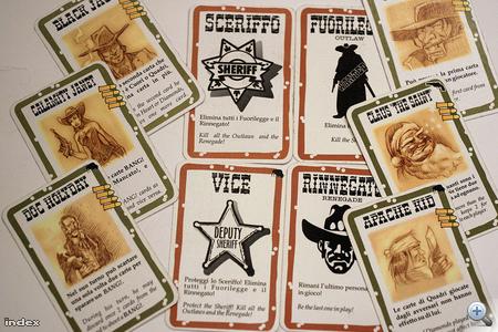 A Fistful Of Card - Klikk ide a többi BANG!-fotóért