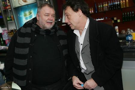 Neményi Ádám producer Fenyő Miklóssal beszélget
