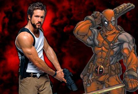 Deadpool, a nagypofájú zsoldos (Ryan Reynolds)