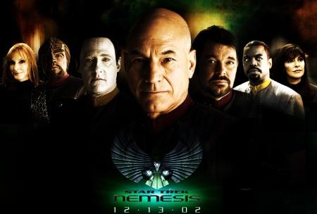 Star Trek: Nemesis. Nálunk be sem mutatták a mozikban