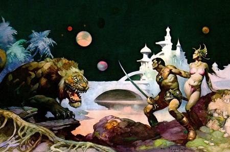 Rajzfilm helyett a B-film a John Carter of Mars igazi műfaja