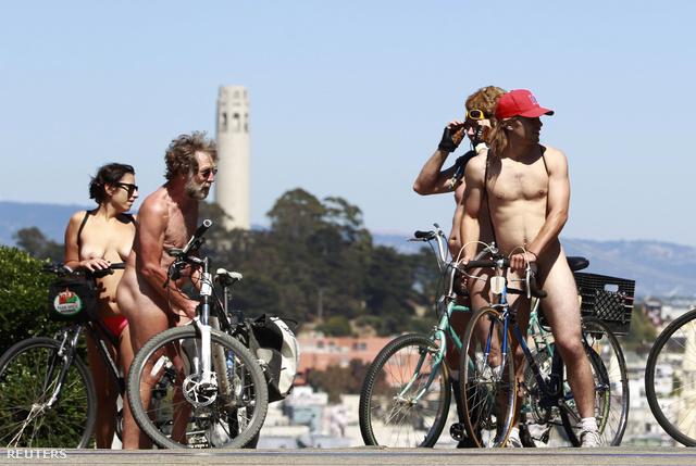 Egy amerikai különítmény San Franciscóban