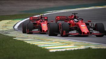 A Ferrari csapatfőnöke elmondta, ki volt a hibás a Vettel-Leclerc ütközésben