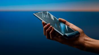 Jövőre jön Európába a hajtogatható Motorola Razr