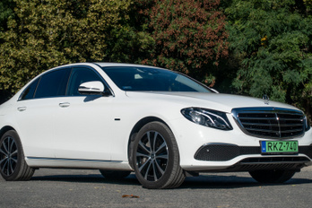 MERCEDES E 300 DE EQ POWER – 2019.