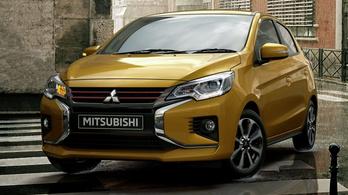 Megmutatták az új Mitsubishi népautókat
