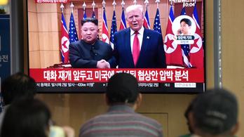 Trump újabb találkozót akar Kim Dzsongunnal