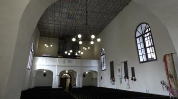 Középkori templomot újítottak fel Kárpátalján