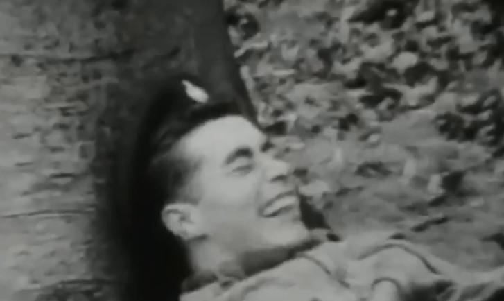 LSD tesztelt brit katona a dokumentumfilmből