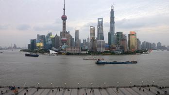 Szellemhajók okoznak káoszt Sanghajban