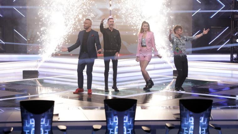 A TV2-ben a Sztárban sztár leszek! tartja a lelket