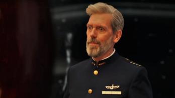 Hugh Laurie kissé zilált űrhajókapitányt alakít egy új sorozatban