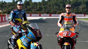 MotoGP: testvérét kapta 2020-as csapattársnak a hatszoros világbajnok Márquez