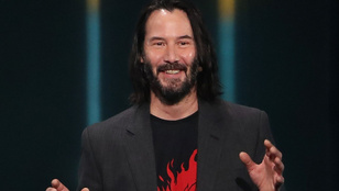 Keanu Reeves még mémként is lenyűgöző