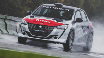 Bemutatták a Peugeot 208 versenyváltozatát