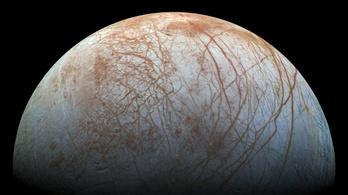 Igazolta a NASA, hogy feltör a víz a Jupiter holdján