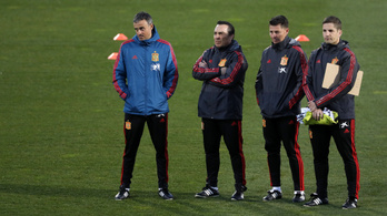 Újra Luis Enrique a spanyol futballkapitány
