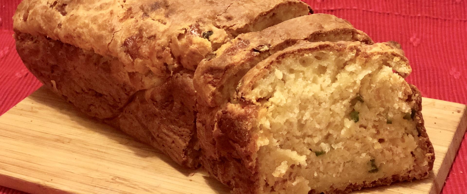 jalapenos kenyérke