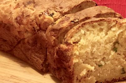 Pikáns, csípős, kelesztés nélküli kenyérke – A jalapeno paprika teszi izgalmassá