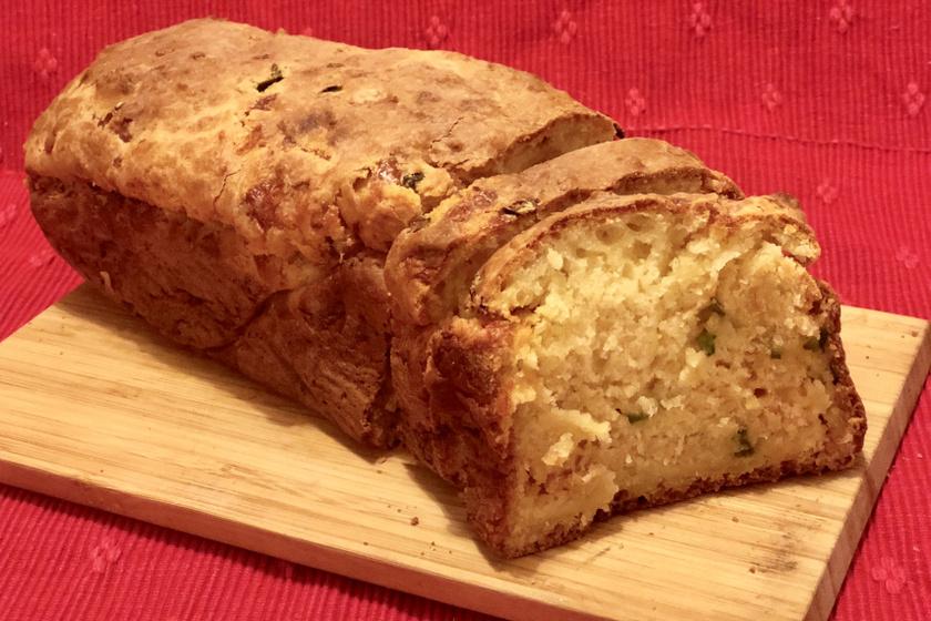 jalapenos kenyérke recept