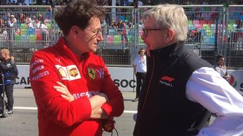 Leclerc vagy Vettel vegyen példát Hamiltonról