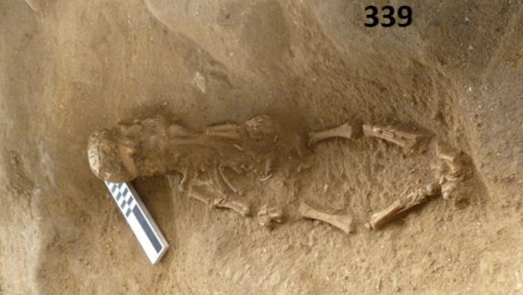 Horrorisztikus temetkezési szokáson hüledeznek a régészek