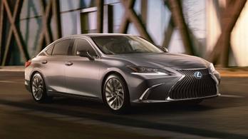 A Lexus a legelső, a Cadillac az utolsó megbízhatóságban