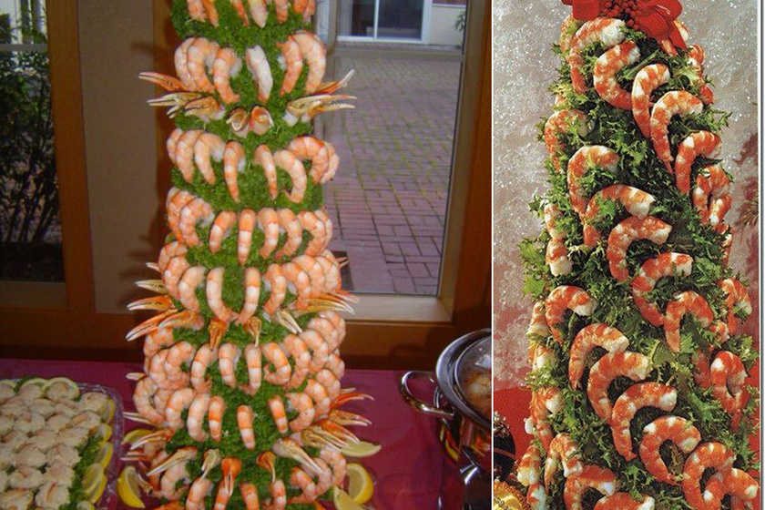 shrimp tree