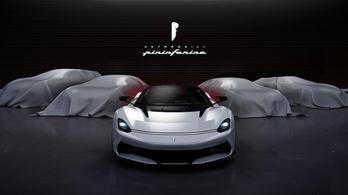 Komoly luxusautó-gyártóvá fejlődne a Pininfarina